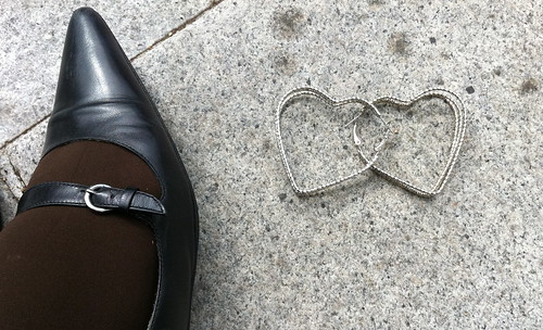 Two Hearts and a Shoe