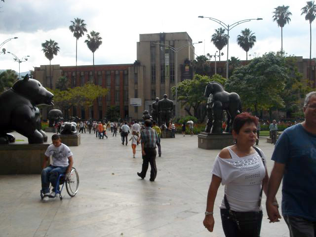 Museo de Antioquia, Medellín