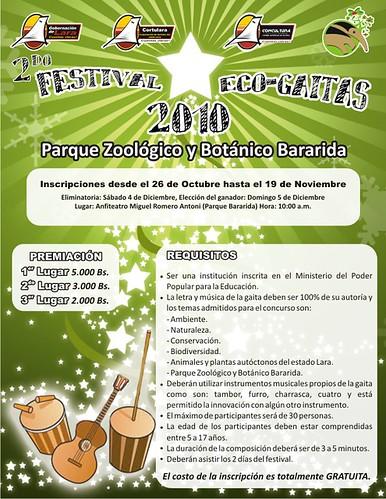 Festival Eco-Gaitas 2010