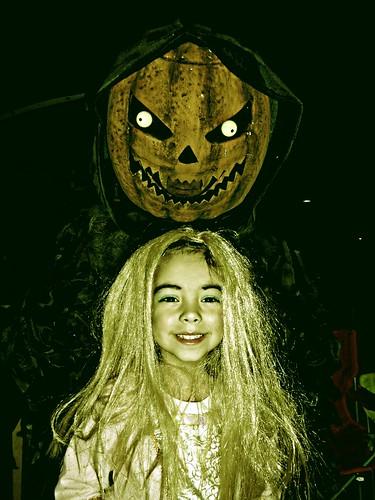 Spooky Pumpkin Guy!