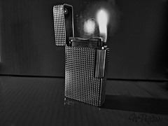 The Dupont, my father gave me (Néstor Pugliese) Tags: argentina lighter yerba dupont buena encendedor tucumán