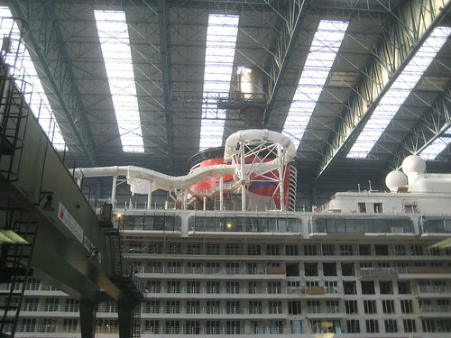 Disney Dream Aquaduck. Disney Dream (mit der