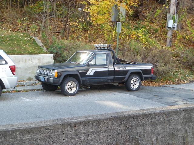jeep 1988 jeepcomanche