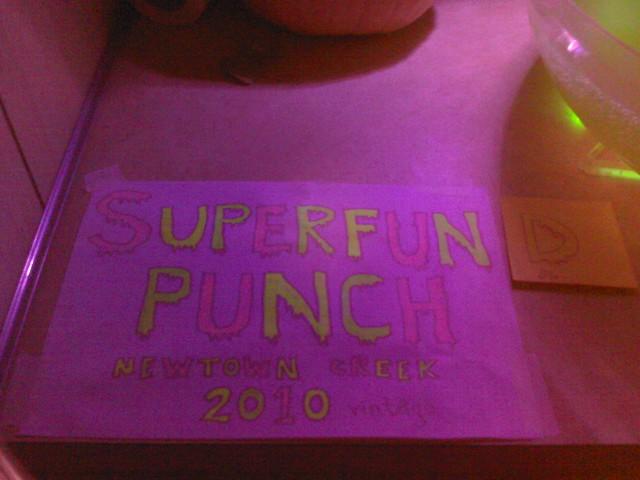 superfun[d] punch