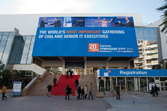 Gartner Symposium/ITxpo Cannes 2010