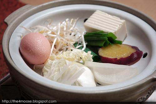 Ohara-no-Sato 大原の里 - Breakfast
