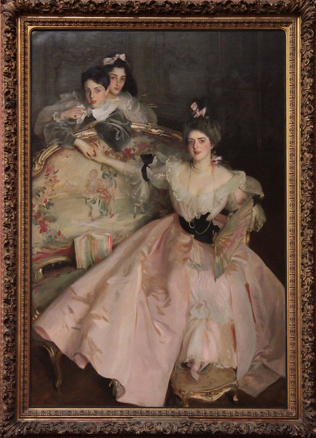 Mrs Carl Meyer and her Children, John Singer Sargent, 1896