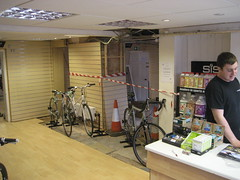 chaos (Speeds Cycles, Bromsgrove) Tags: speedscycles