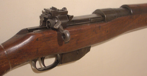 World War Rifle. World War One Ross Rifle
