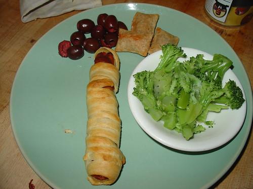 Halloween 2010 Dinner
