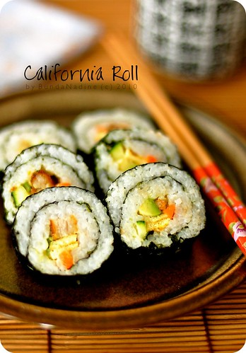 My california roll