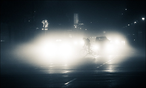 Fog Biker