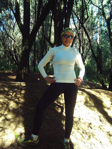 Nahila Hernandez Ultramaratonista