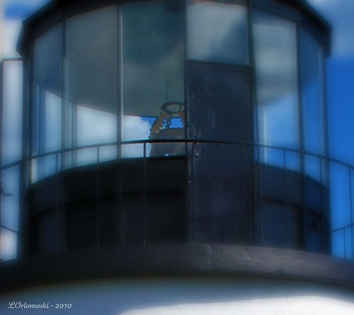 The Fresnel Light at Owls Head Light