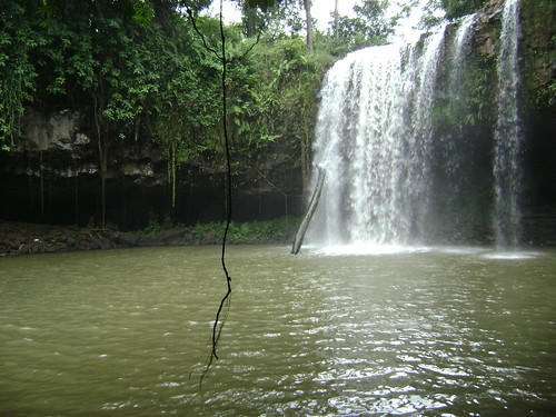 Waterfall Ratanakiri