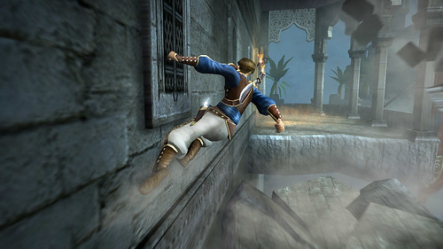 The Prince Of Persia Is Back In Hd And 3d Exclusively On Psn Playstation Blog