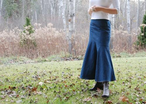 kwik sew skirt