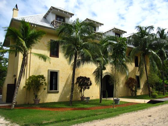 Mahogany Hall Resort Belize