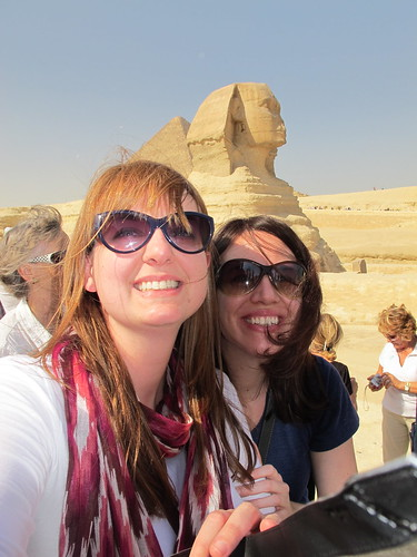 Erin, Sphinx, and I