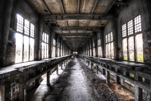 Aluminum mill #1