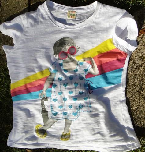 Camiseta Cantão