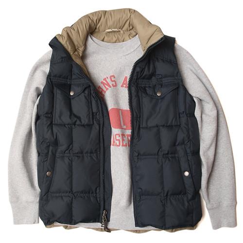 J.Crew / Alpine Goosedown Puffer Vest