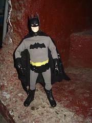 Bats (skipthefrogman) Tags: vintage action joe figure batman custom gi hasbro kitbash skipthefrogman