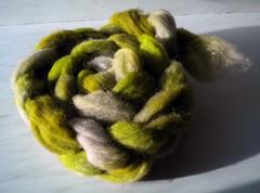 Targhee-Llama Roving Green