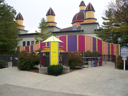 Cedar Point - Chaos Closed