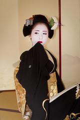Sakkou, Mamehana #7 (Onihide) Tags: portrait japan kyoto maiko gionkobu kagai mamehana sakkou 豆はな 先笄