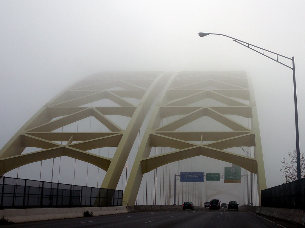 foogy bridge