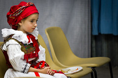 Czech child (colinlogan) Tags: portrait girl child czech folk candid slovak canon60d canon100mmf28lisusm