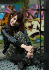 [フリー画像] 人物, 女性, アジア女性, 台湾人, 201105091700