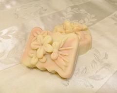 粉紅渲馬賽皂