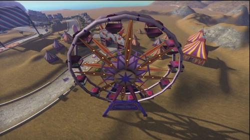 ModNation Racers PS3:  Ferris Wheel