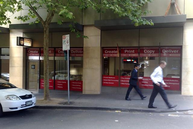 Little Bourke Street, Melbourne
