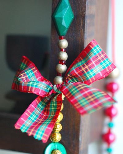 Collares navidad (detalle)