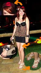 Sara Rocha - The Club Space Ibiza 20/11/10