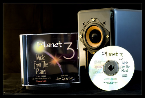 Planet 3 - Music From The Planet [STRCD-003]
