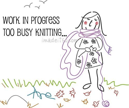 ravelry imadeitso knitting