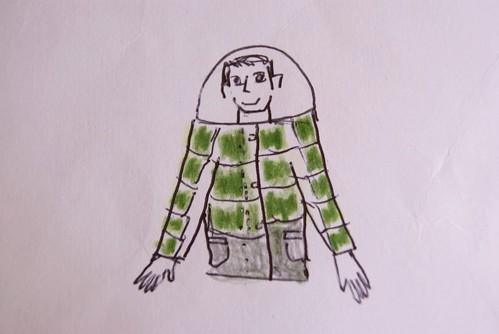 wearable algae (?)