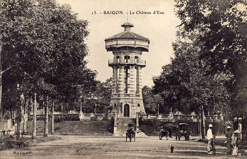 SAIGON - CHATEAU D´EAU