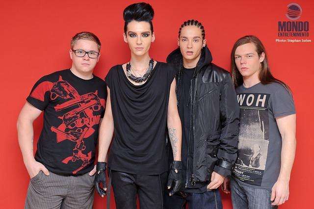 Tokio Hotel VF-01 por Mondo Entretenimento
