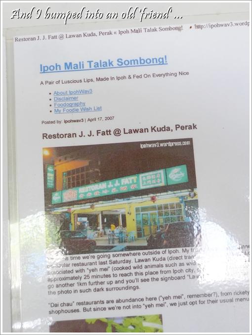 Ipoh Mali Talak Sombong