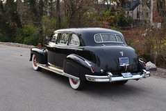 """1946 Cadillac, Series 751 Limo • <a style=""""font-size:0.8em;"""" href=""""http://www.flickr.com/photos/85572005@N00/5204428678/"""" target=""""_blank"""">View on Flickr</a>"""