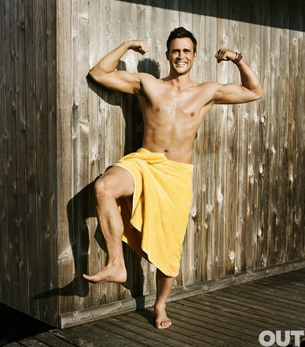 Yeah, We Went There: 10 Hot Broadway Actors With Their