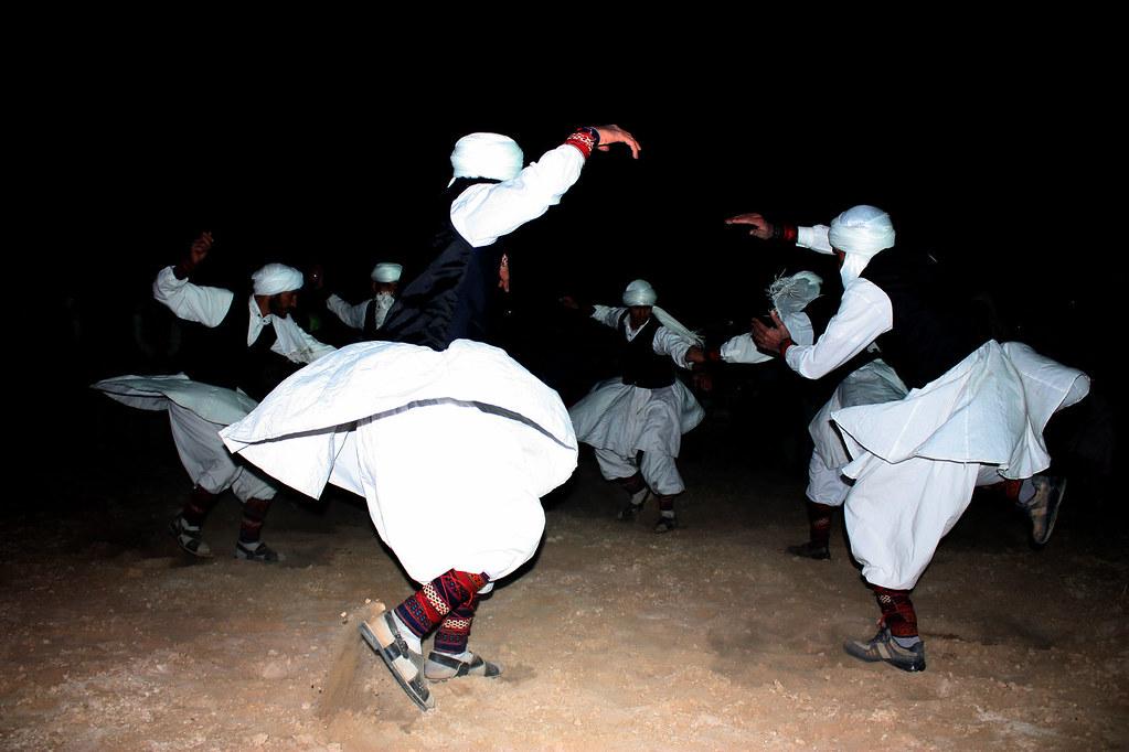 South Khorasan Dance, Delegates of brightness