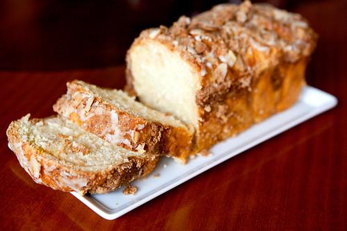 Aunt Ida's Babka: Apricot Almond
