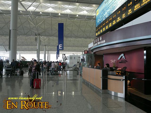 Hong Kong International Airport Customer Service