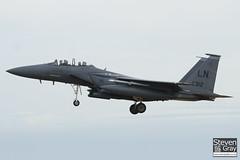 91-0312 - 1219 E177 - USAF - McDonnell Douglas F-15E Strike Eagle - Lakenheath - 100719 - Steven Gray - IMG_8273